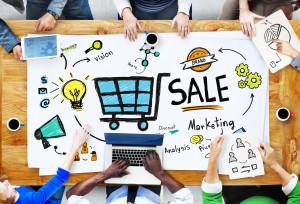 Sale Selling Finance Revenue Money Income Payment Concept